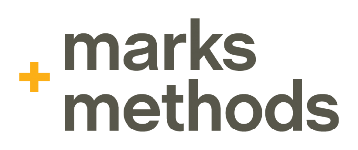 marks and methods logo