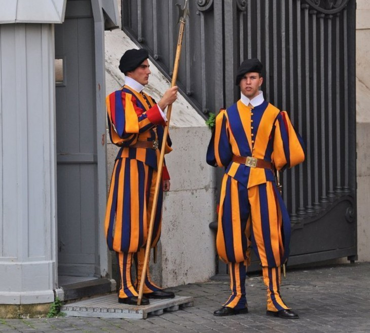 Guards of the Vatican