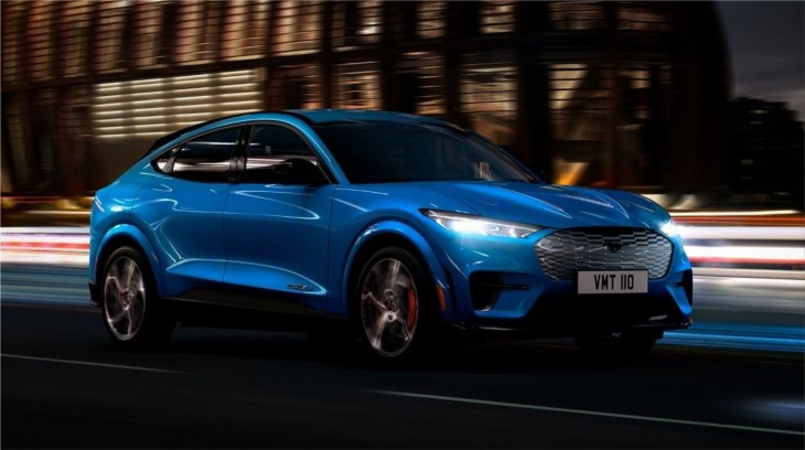 The New 2021 Ford Mustang Mach E All Electric Suv Free Link Submissions