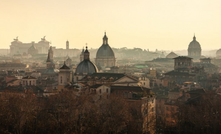 Rome, one of the most magnificent cities in the world